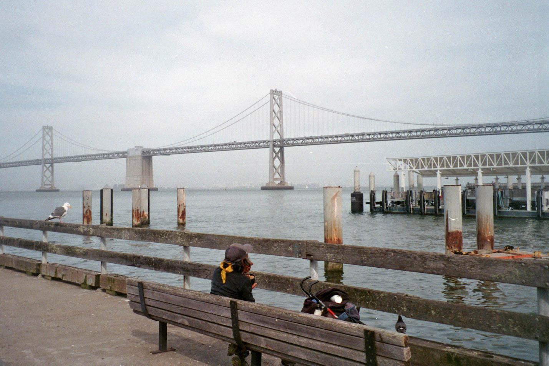Fishermans Warf, San Francisco, Californië, mei 2019